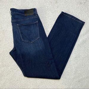 • paige • normandie men's slim straight jeans